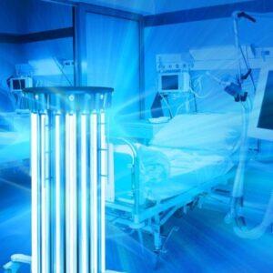 Desinfección con Sistema UV-C