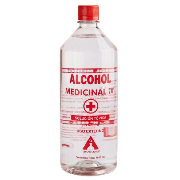 Alcohol líquido 70°